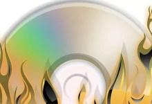 Daten Brennen auf eine CD/DVD mit Windows 10 0