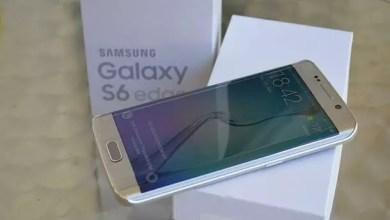 Photo of Samsung Galaxy S6 Edge – Bericht