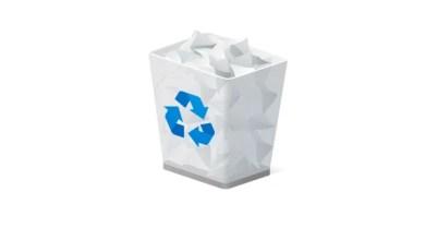 Windows 10: Papierkorb im Windows Explorer anzeigen 0
