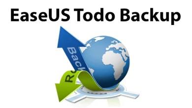 EaseUS Todo Backup – Der sichere Backup-Tool + 5 Lizenzen zu Gewinnen 0