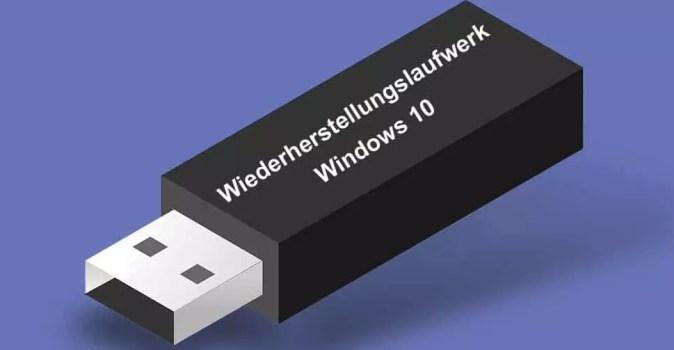 wiederherstellungslaufwerk-windows-10