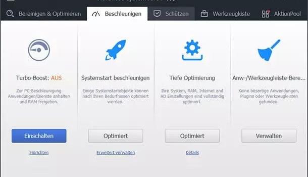 Advanced SystemCare – Windows Optimierung und mehr + 3 Lizenzen zu Gewinnen 0