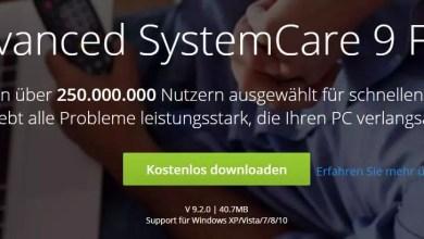 Iobit Advanced SystemCare 0