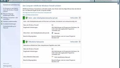 Windows 7 Firewall mit nur 1 Klick deaktivieren/aktivieren 0