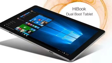 Photo of CHUWI HiBook Ultrabook Tablet mit Windows 10 und Android
