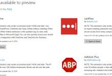Photo of Microsoft Edge Browser Erweiterungen hinzufügen