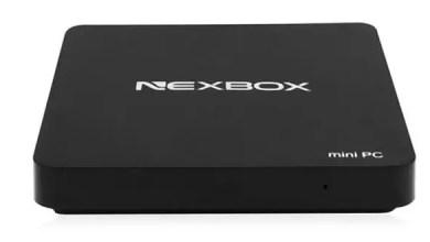 nexbox t10 windows10
