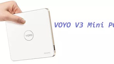 Photo of VOYO V3 Mini PC – 4GB+128GB mit Windows 10