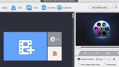 Photo of WinX HD Video Converter Deluxe ausprobiert + 5 Lizenzen zu verlosen