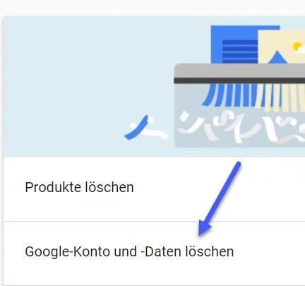google-konto-und-daten-loeschen