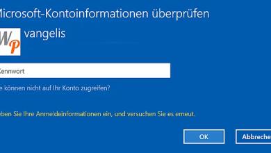 Photo of Windows 10: PIN zum entsperren des Computers einrichten