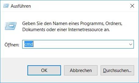 Installationsdatum von Windows 10 anzeigen lassen 2