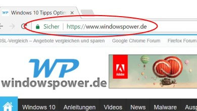 Photo of In eigener Sache: windowspower.de ab sofort über https:// erreichbar