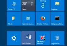 Photo of Windows 10 Apps im Startmenü deaktivieren