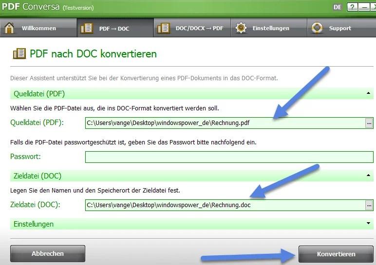 pdf-konvertieren