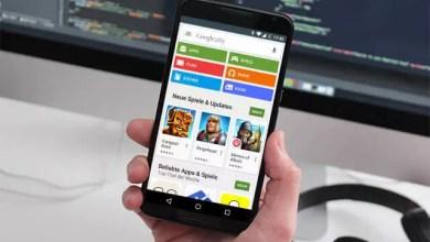 Downloads von Google Play Store funktioniert nicht 0