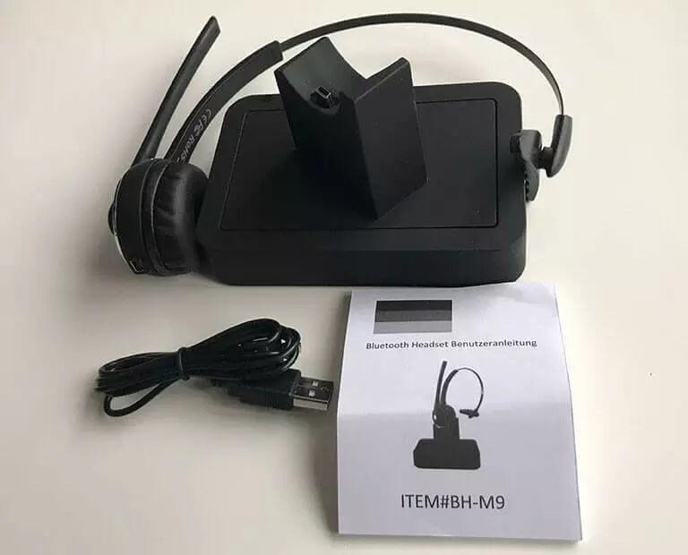 YAMAY Bluetooth Headset