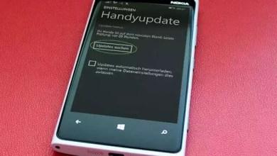 Photo of Updates bei Windows Phone installieren