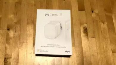 Photo of Elgato Eve Thermo 2017 Heizkörperthermostat mit Apple HomeKit ausprobiert
