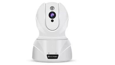 WLAN IP Überwachungskamera von YATWIN ausprobiert – 1080P HD 0