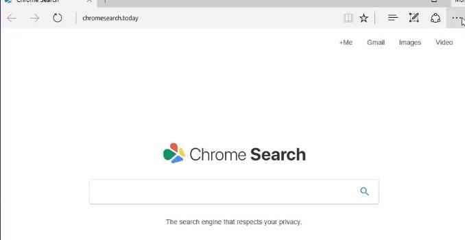 Chromesearch.today entfernen – Browser Weiterleitung löschen deinstallieren 0