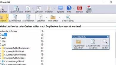 Photo of Doppelte Dateien finden auf dem Computer externe Festplatten USB-Sticks