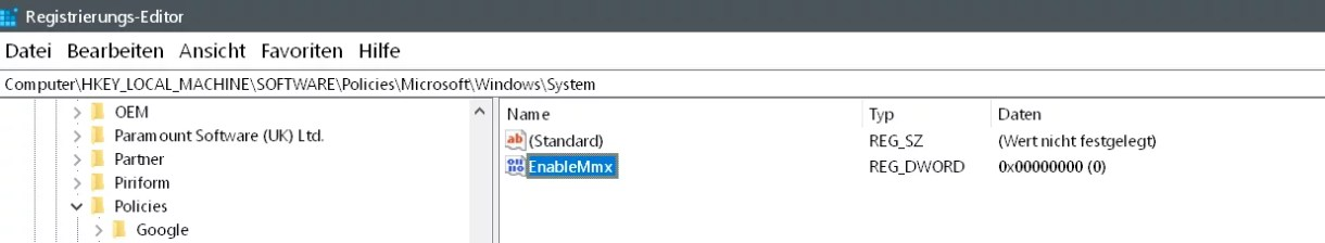 Windows 10 Telefon deaktivieren 7