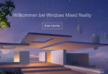 Photo of Windows 10 Mixed Reality ins Einstellungsfenster einfügen