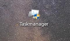 Taskmanager – Verknüpfung in die Taskleiste erstellen 3