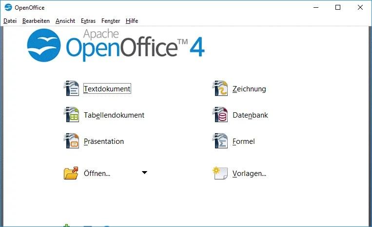 Office Alternativen