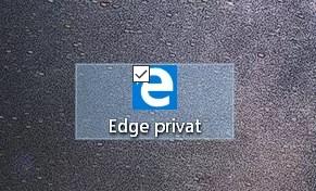 InPrivate-Modus dauerhaft im Edge Browser nutzen 7
