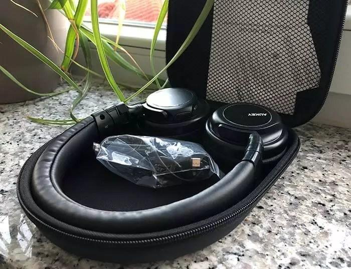 AUKEY Bluetooth Kopfhörer Kabellos