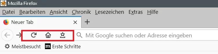 Flexiblen Leerraum die Breite anpassen im Firefox 3