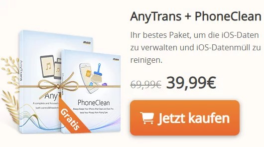anytrans phoneclean