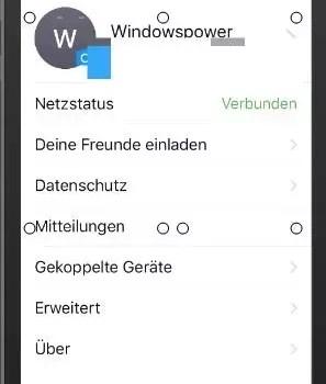 Signal Messenger alternative zu WhatsApp 0