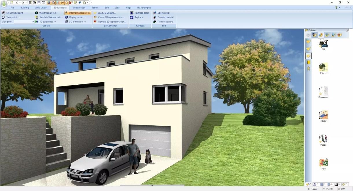 Ashampoo® Home Design 5 – Wir verlosen 5 Lizenzen 3