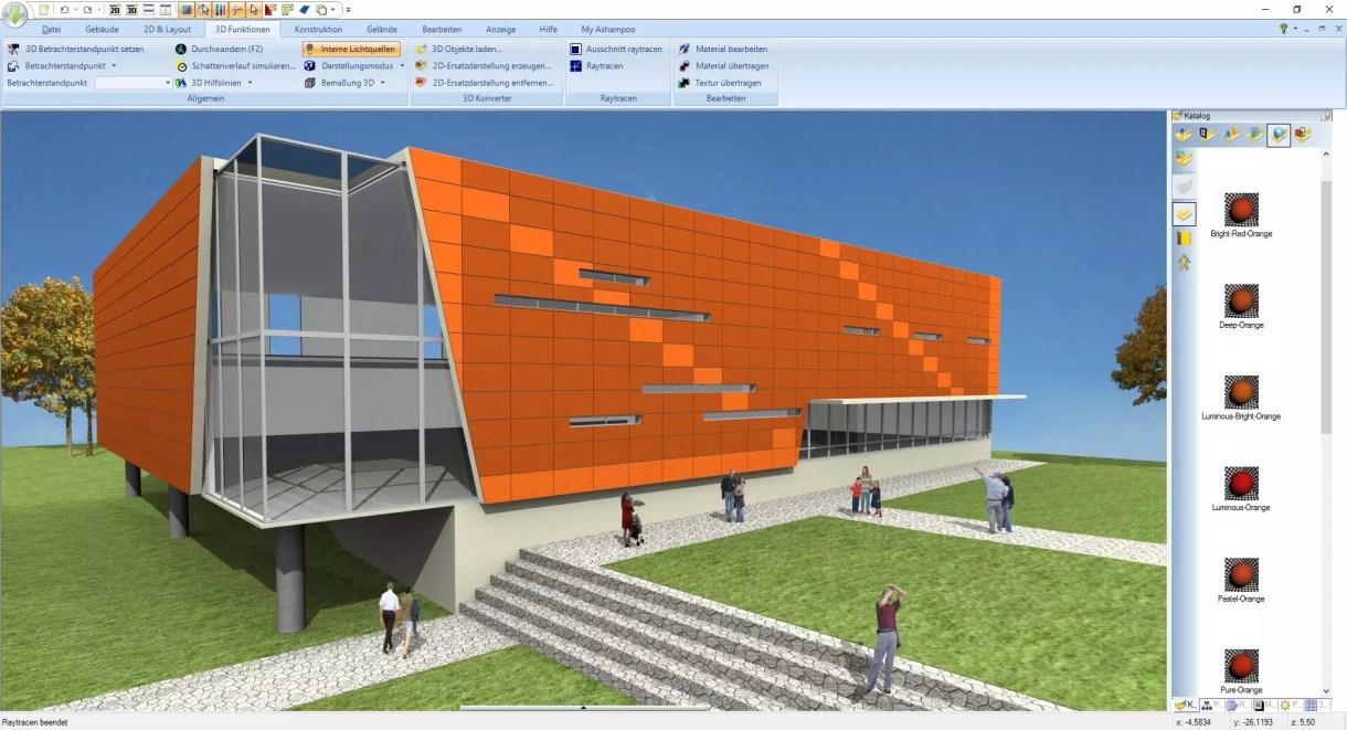 Ashampoo 3D CAD Professional 7 erschienen 6