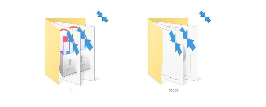 Blaue Pfeile bei Windows 10 – was ist das? Wie entfernen? 0