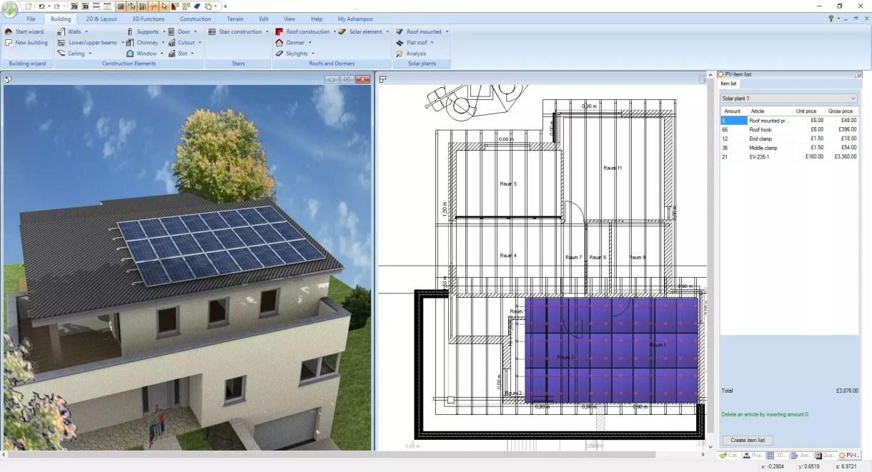 Ashampoo® Home Design 5 – Wir verlosen 5 Lizenzen 1
