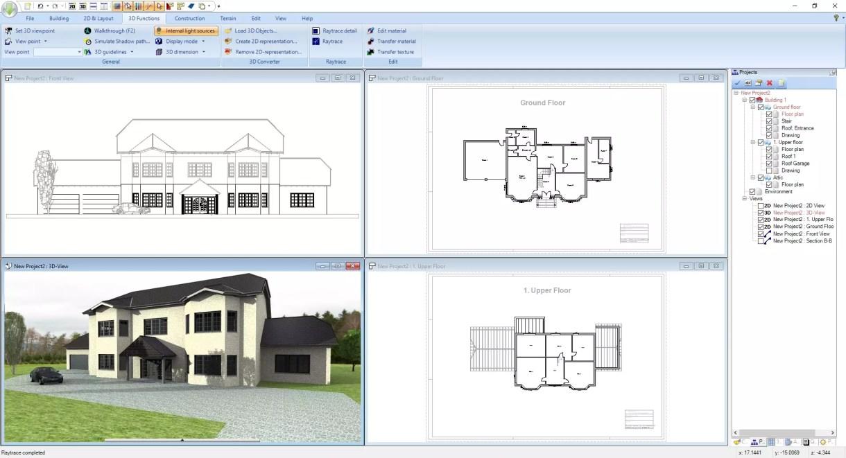 Ashampoo® Home Design 5 – Wir verlosen 5 Lizenzen 4