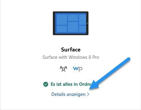 Alten Microsoft Surface zum Verkauf vorbereiten – Tipps 3