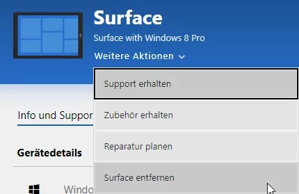 Alten Microsoft Surface zum Verkauf vorbereiten – Tipps 4