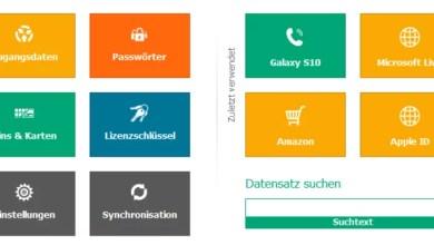 Passta – Eine komfortable Zugangsdaten- und Passwortverwaltung – Wir verlosen 10 Lizenzen 0