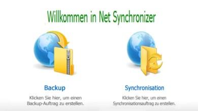 Photo of Net Synchronizer – Wir verlosen 15 Lizenzen
