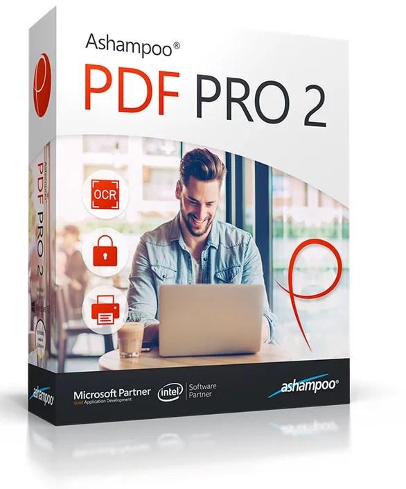 Ashampoo® PDF Pro 2 – Wir verlosen 5 Lizenzen 1