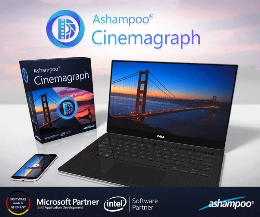 Ashampoo® Cinemagraph – Wir verlosen 5 Lizenzen 0
