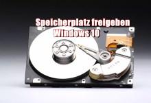 Photo of Speicherplatz freigeben Windows 10