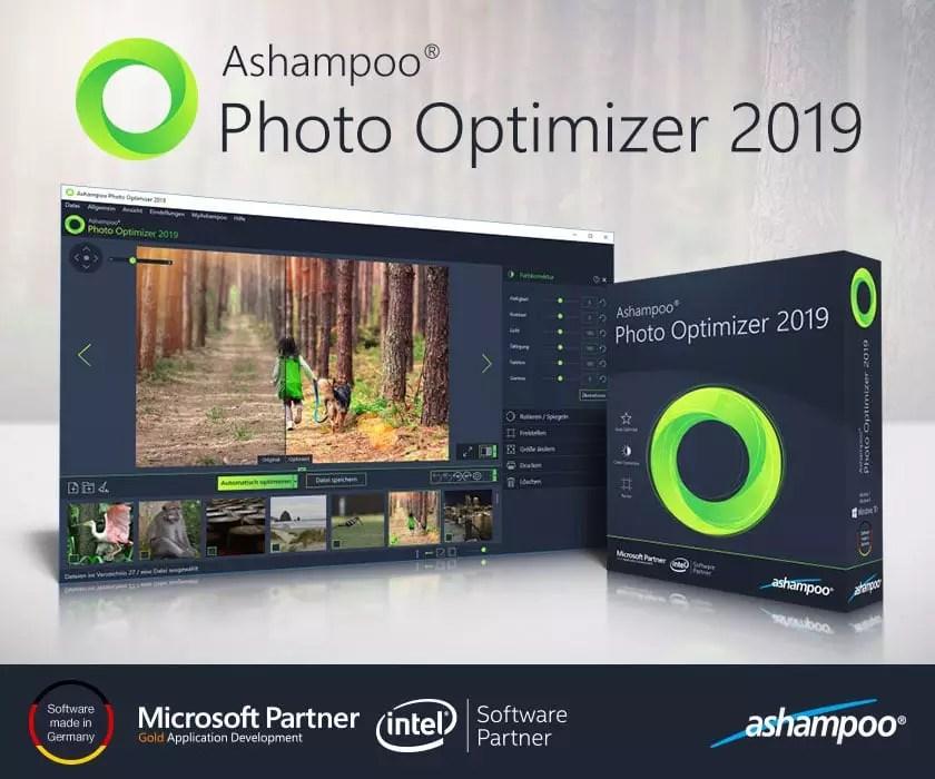 Ashampoo® Photo Optimizer 2019 – Kostenlos 3