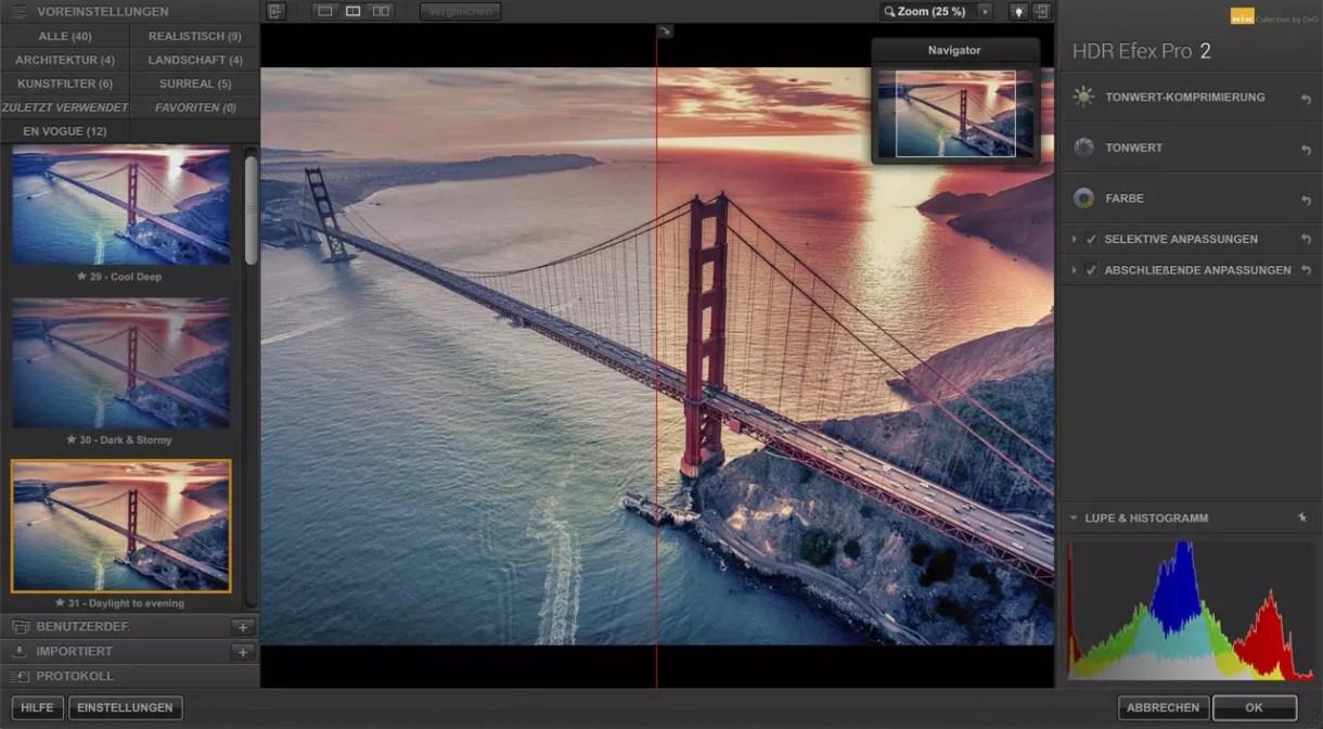 Nik Collection 2 – Bildbearbeitungsoftware der Extraklasse 1