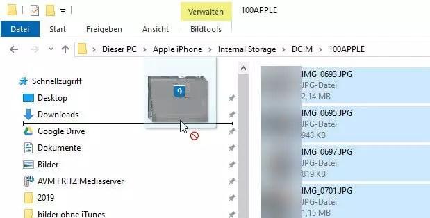 fotos auf computer uebertragen kopieren